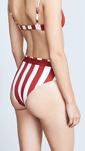 Onia x WeWoreWhat Emily Swim Bottoms
