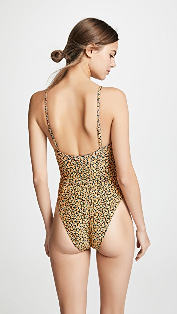 Onia x WeWoreWhat Danielle Swimsuit