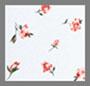 Retro Rosebud White