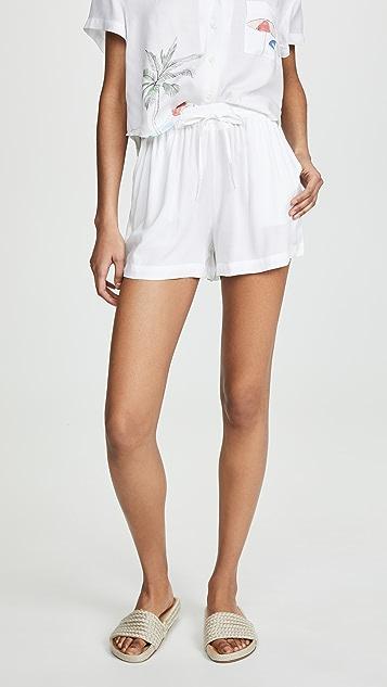 Onia Aleen Shorts - White