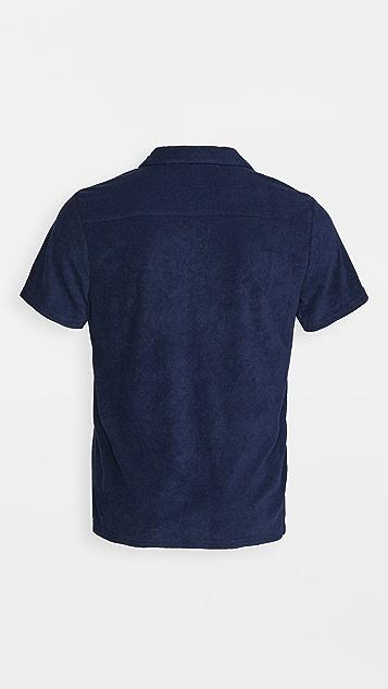 Onia Shaun Polo Shirt