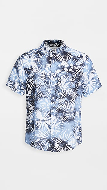 Onia Jack Short Sleeve Shirt