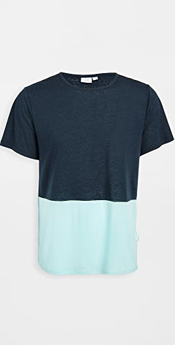 Onia - Chad Colorblock Tee