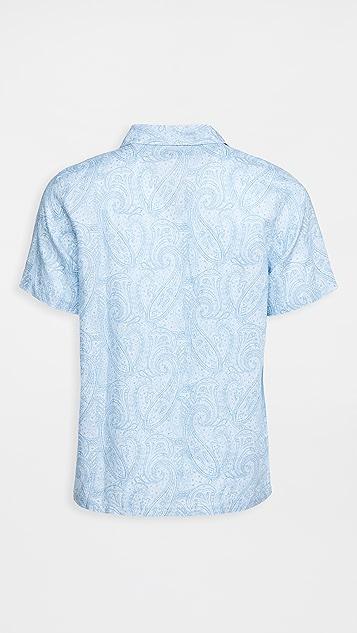 Onia Camp Pocket Shirt