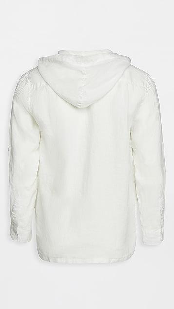 Onia Kai Pop Over Shirt