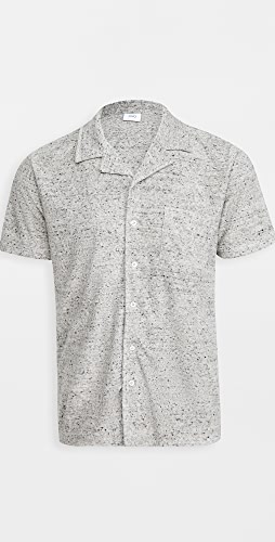 Onia - Button Up Towel Terry Shirt