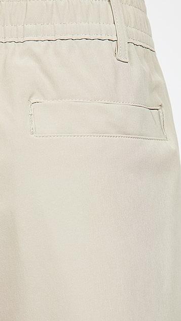 Onia All Purpose Stretch Hybrid Shorts