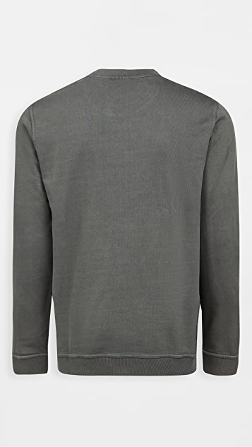 Onia Crew Neck French Terry Sweatshirt