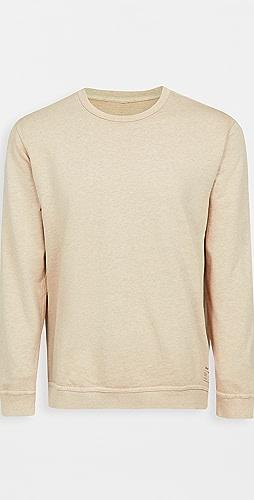 Onia - Crew Neck French Terry Sweatshirt