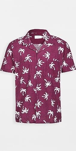 Onia - Woven Button Up Shirt