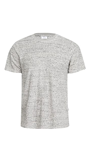 Onia Knit Towel Terry Tee Shirt