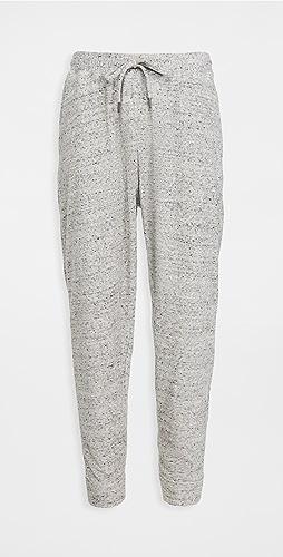 Onia - Knit Towel Terry Jogger Pants