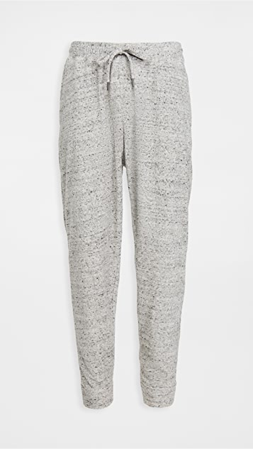 Onia Knit Towel Terry Jogger Pants