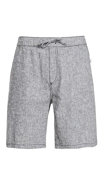 Onia Linen Shorts