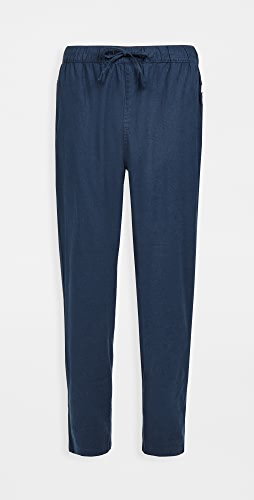 Onia - Stretch Linen Pull On Pants
