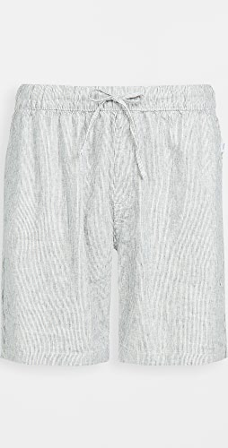 Onia - Stretch Linen Pull On Shorts