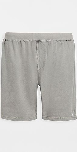 Onia - Garment Dye Pull On Shorts