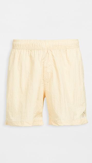 Onia Nylon Crinkle Multifunctional Shorts