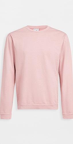 Onia - Garment Dye Crew Neck Sweatshirt