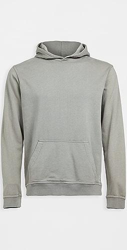Onia - Garment Dye Pullover Hoodie