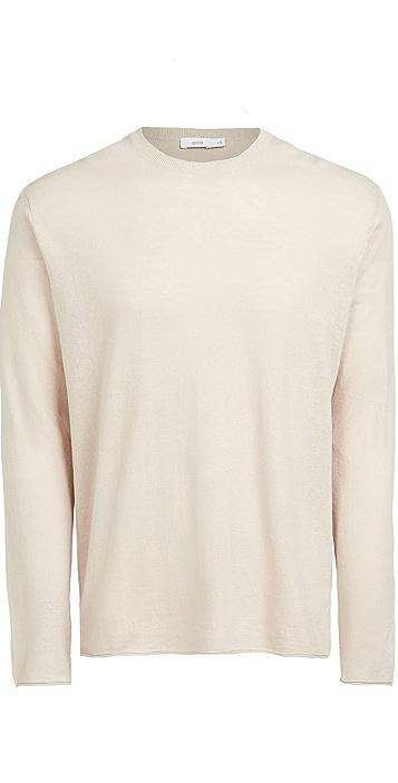 Onia Cotton Crewneck Sweater