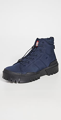 Onitsuka Tiger - Re-Style Winterized Boots Lace Up