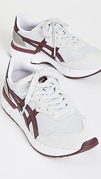 오니츠카 타이거 Onitsuka Tiger Rebilac Runner Sneakers,Glacier Grey/Deep Mars