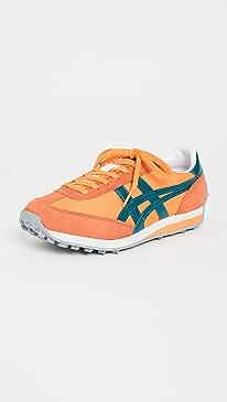 오니츠카 타이거 Onitsuka Tiger EDR 78 Sneakers,Shocking Orange/Velvet Pine
