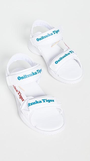 Onitsuka Tiger Ohbori Strap Sandals