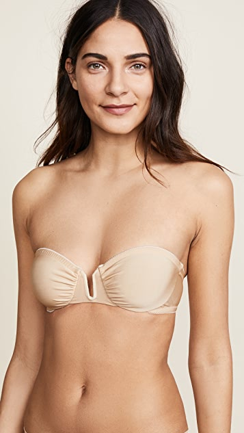 Only Hearts Strapless Convertible Bra - Nude