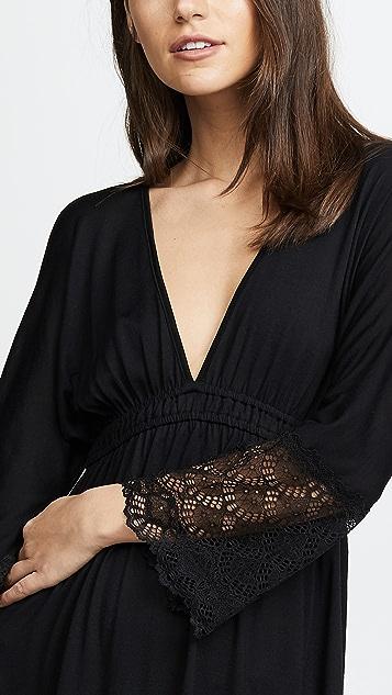 Only Hearts Venice Shirttail Night Dress