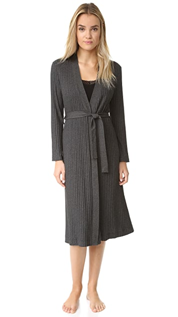 Only Hearts Wide Wale Rib Robe
