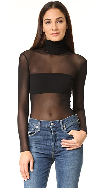 Only Hearts Turtleneck Top