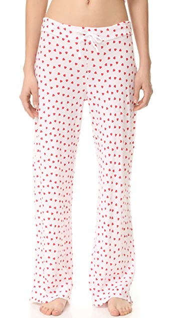 Only Hearts Heritage Hearts PJ Set