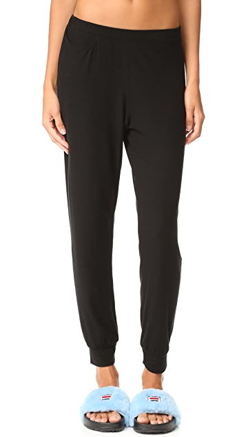 Only Hearts Featherweight Rib Lounge Pants