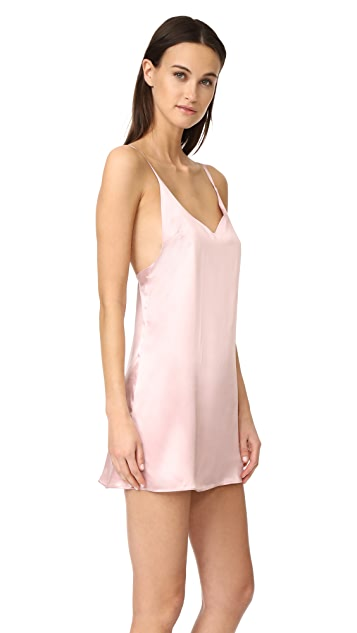 Only Hearts The Silk Bea Slip Dress
