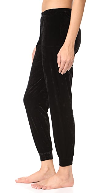 Only Hearts Velvet Underground Jogger Pants
