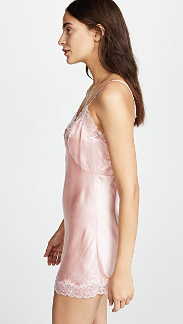 Only Hearts Silk Chemise