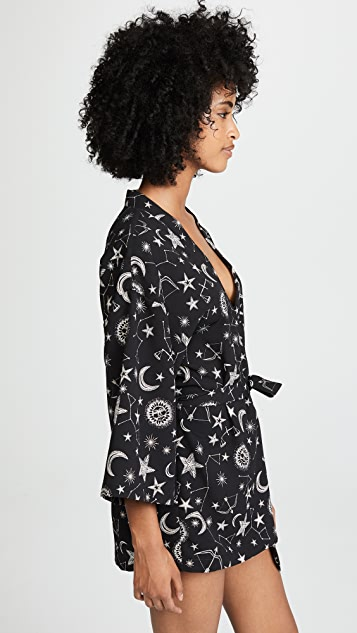 Only Hearts Seeing Stars Kimono