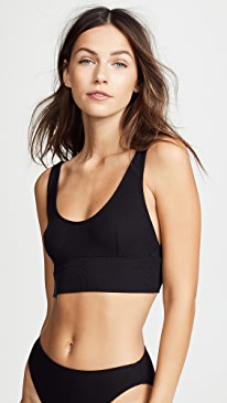 Feather Weight Rib Athletic Bralette