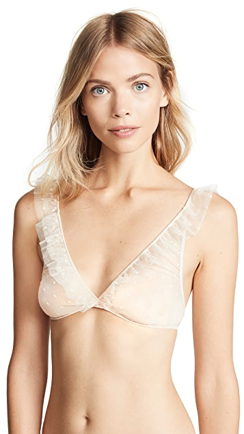Only Hearts Coucou Ruffle Bralette
