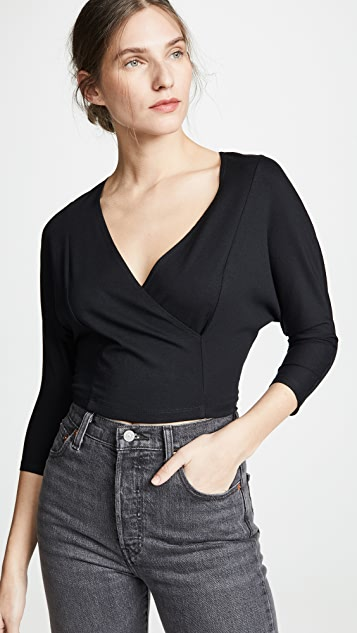 Only Hearts Dolman Crop Tee