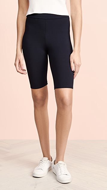 Only Hearts So Fine Layering + Lounge High Waist Bike Shorts