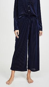 Velvet Rib Pants