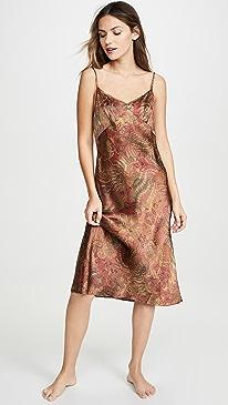 Pheonix Rising Bias Slip Dress