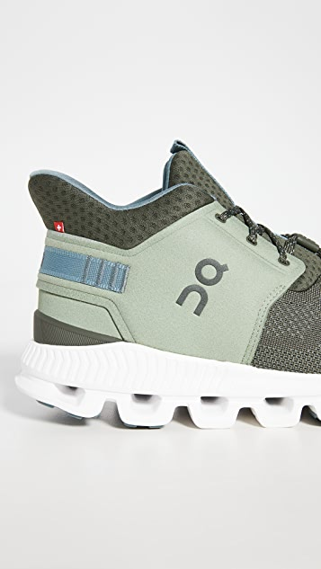 On Cloud Hi Edge Sneakers