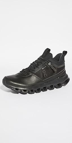 On - Cloud Hi Waterproof Sneakers