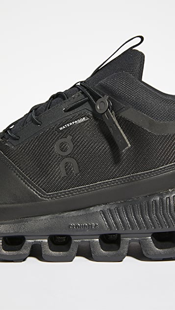 On Cloud Hi Waterproof Sneakers
