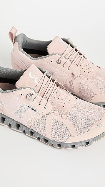 On Cloud 防水运动鞋