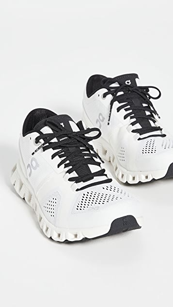 On Cloud X 运动鞋